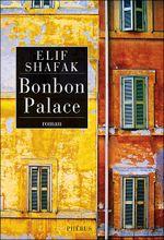 Couverture Bonbon Palace