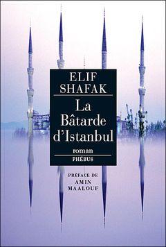 Couverture La Bâtarde d'Istanbul