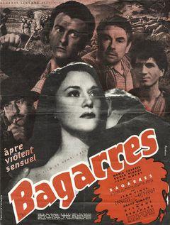 Affiche Bagarres