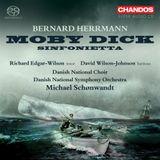 Pochette Moby Dick / Sinfonietta