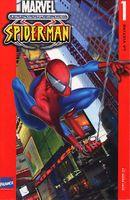 Couverture La victime - Ultimate Spider-Man, tome 1