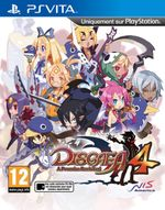 Jaquette Disgaea 4: A Promise Revisited