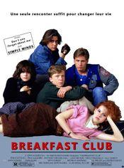 Affiche Breakfast Club