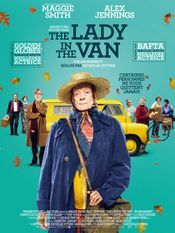 Affiche The Lady in the Van