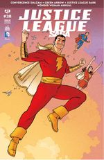 Couverture Justice League Saga #28