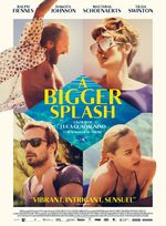 Affiche A Bigger Splash