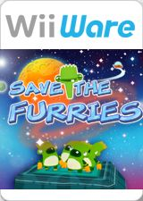 Jaquette Save the Furries