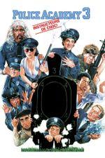 Affiche Police Academy 3 : Instructeurs de choc