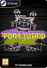 Jaquette Pony Island