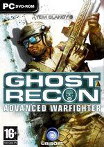 Jaquette Ghost Recon: Advanced Warfighter
