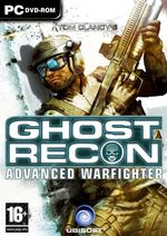 Jaquette Tom Clancy's Ghost Recon Advanced Warfighter