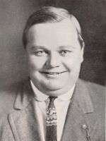 Photo Roscoe 'Fatty' Arbuckle
