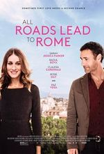 Affiche All Roads Lead to Rome