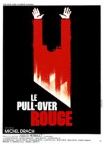 Affiche Le Pull-over rouge