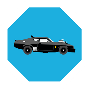 Illustration As du volant