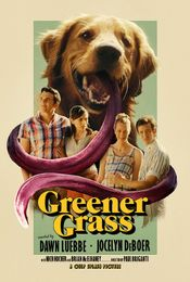 Affiche Greener grass