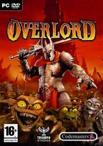 Jaquette Overlord