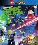 Affiche Lego DC : L'Affrontement cosmique