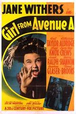 Affiche Girl from Avenue A
