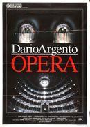 Affiche Terreur à l'Opéra