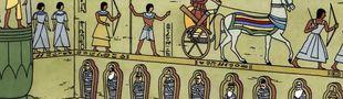 Cover Top 15 Bandes Dessinées en Egypte