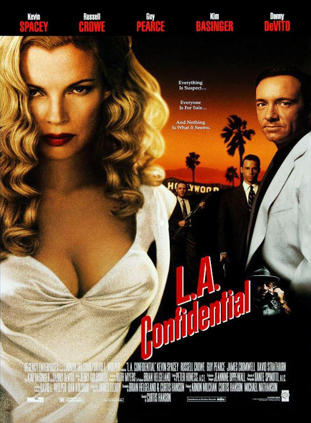 Le topic du cinéma ; le dernier film que vous avez vu ? - Page 22 L_A_Confidential