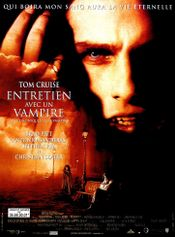 Affiche Entretien avec un vampire