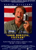 Affiche Good Morning, Vietnam