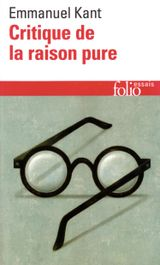 Couverture Critique de la raison pure