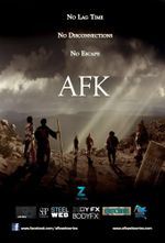 Affiche AFK: The Video Game / Fantasy Web series