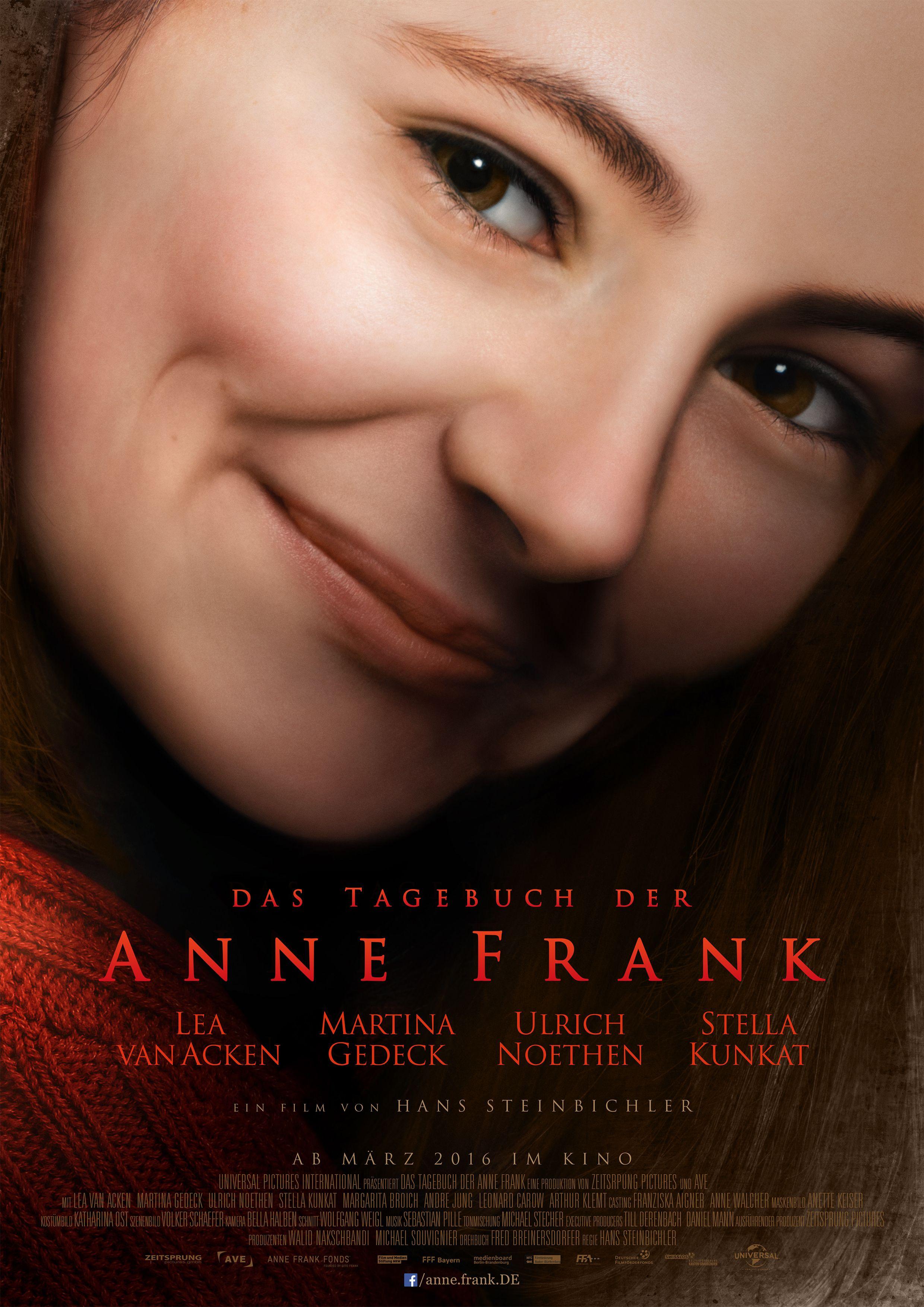 Das Tagebuch Der Anne Frank (2019)
