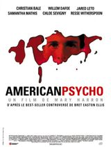 Affiche American Psycho