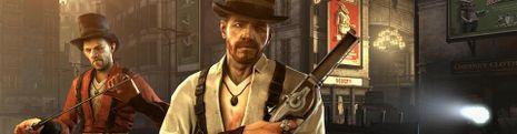 Cover Les meilleurs jeux vidéo steampunk