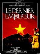 Affiche Le Dernier Empereur