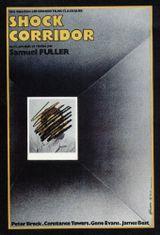 Affiche Shock Corridor