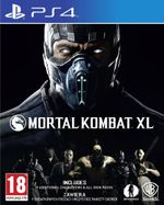 Jaquette Mortal Kombat XL