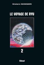 Couverture Le Voyage de Ryu, tome 2