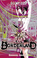 Couverture Alice in Borderland, tome 4