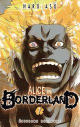 Couverture Alice in Borderland, tome 7