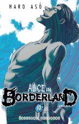 Couverture Alice in Borderland, tome 10