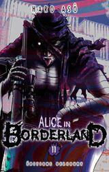 Couverture Alice in Borderland, tome 11