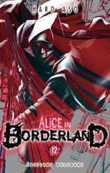 Couverture Alice in Borderland, tome 12