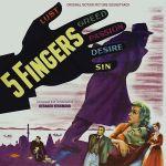 Pochette Hangover Square / 5 Fingers (OST)