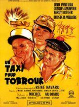 Affiche Un taxi pour Tobrouk