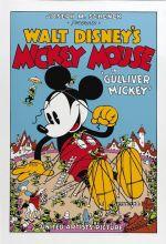 Affiche Mickey Gulliver