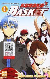 Couverture Kuroko's Basket, tome 1