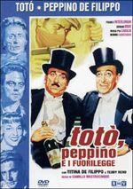 Affiche Totò, Peppino et les hors-la-loi