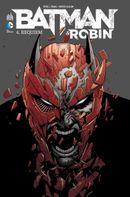 Couverture Requiem - Batman & Robin, tome 4