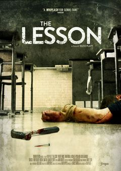 Affiche The Lesson