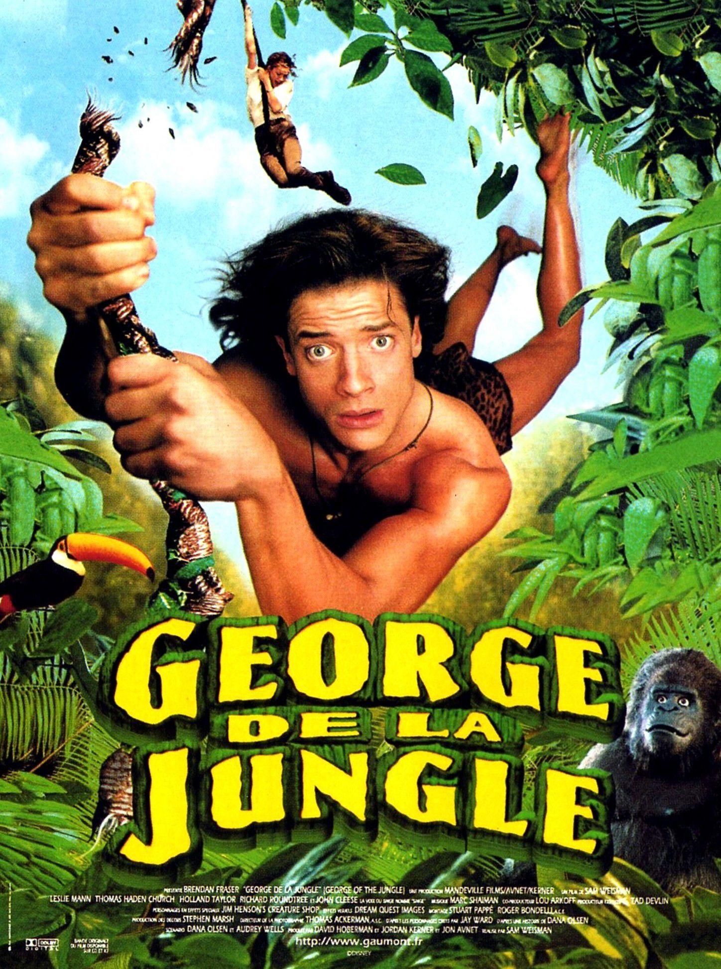 Telecharger le film George de la jungle gratuitement